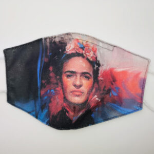 Mascherina Frida Kahlo picture