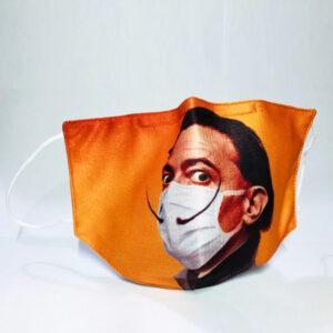 mascherina dalì