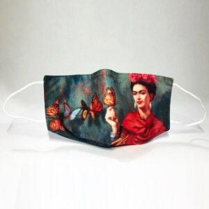 mascherina Frida Kahlo