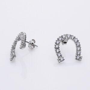 orecchini horseshoe